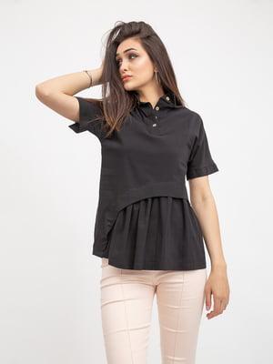 Блуза черная   5426867
