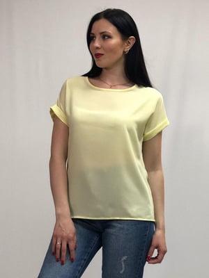Блуза жовта | 5427634