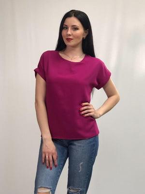 Блуза фіолетова | 5427636