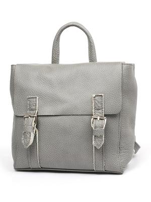Рюкзак серый | 5425494