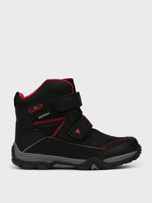 Ботинки черные | 5259778