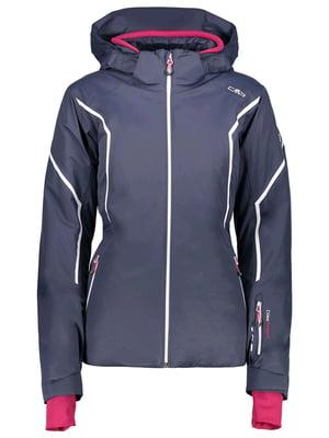 Куртка лыжная серая | 5259963