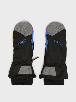 Перчатки черные | 5260029