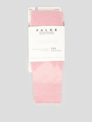 Носки лыжные розовые | 5260379
