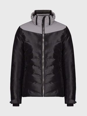 Куртка лыжная черная | 5397926