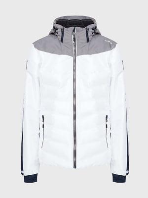 Куртка лыжная белая | 5397927