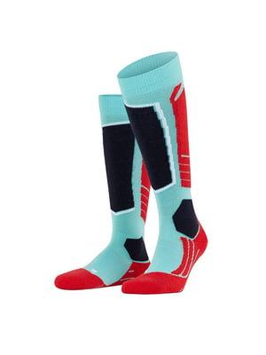 Носки лыжные разноцветные | 5260405