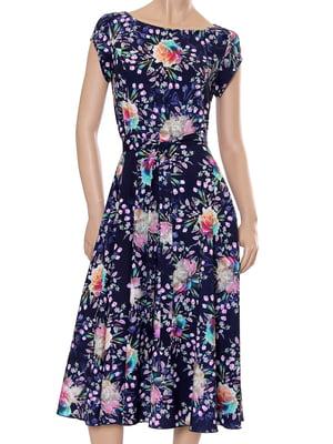 Платье в принт   5428706