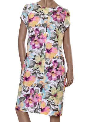 Сукня в квітковий принт | 5428710