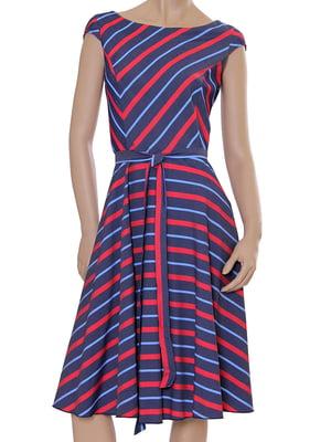 Платье в полоску | 5428711
