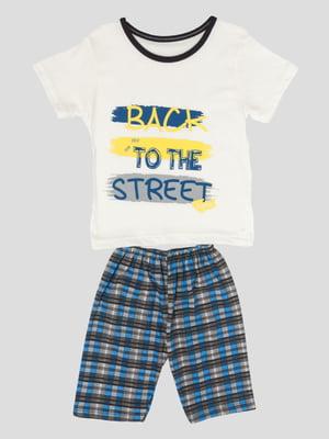 Костюм: футболка и шорты   5427497