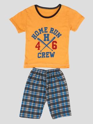 Костюм: футболка і шорти   5427522