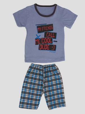 Костюм: футболка і шорти   5427524