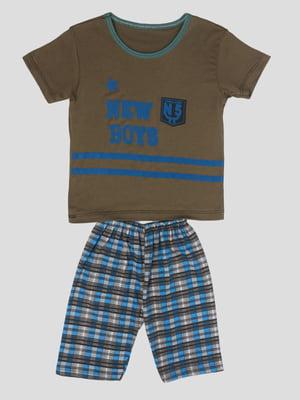 Костюм: футболка і шорти   5427517