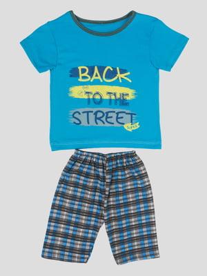 Костюм: футболка и шорты   5427501