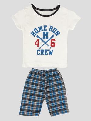 Костюм: футболка и шорты   5427519