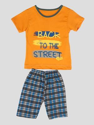 Костюм: футболка і шорти   5427500