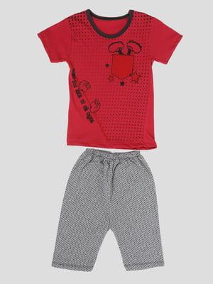 Костюм: футболка і шорти   5427511