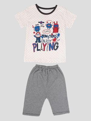 Костюм: футболка и шорты   5427510