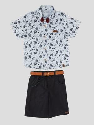 Костюм: сорочка і шорти | 5427536