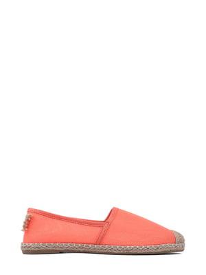 Эспадрильи оранжевые | 5429209