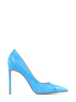 Туфли голубые | 5429768