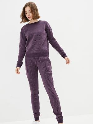 Костюм: джемпер і штани | 5430306