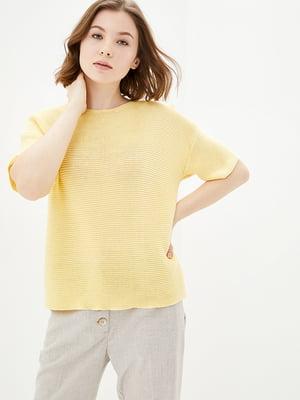 Джемпер жовтий | 5430347