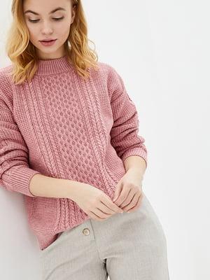 Джемпер рожевий | 5430380