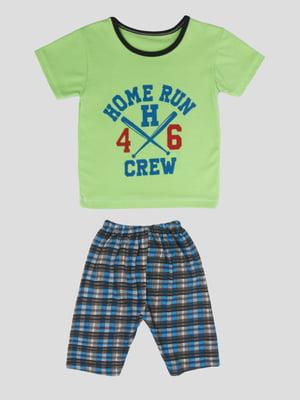 Костюм: футболка та шорти   5427521