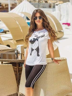 Костюм спортивний: футболка і шорти | 5430912