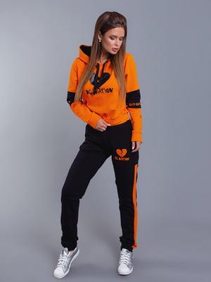 Костюм спортивный: худи и брюки | 5430938