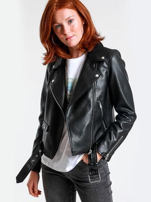 Куртка чорна | 5296367