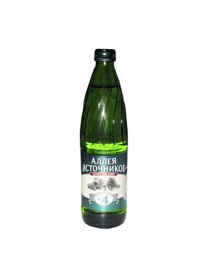 Вода минеральная «Ессентуки» №4 газированная (0,5 л)   5407027