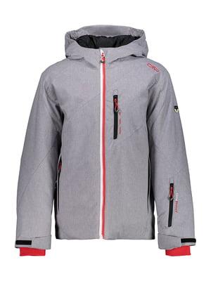 Куртка лыжная серая | 5259990