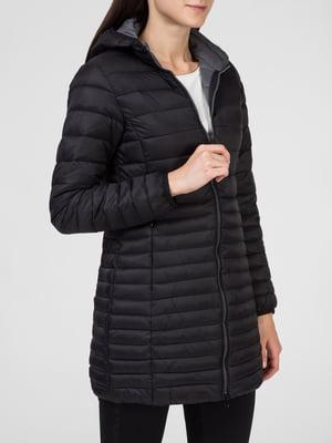 Пальто чорне | 5260017