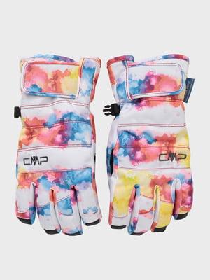 Перчатки с принтом | 5260039