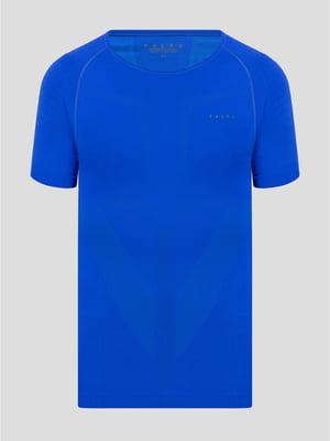 Термофутболка синя | 5260493
