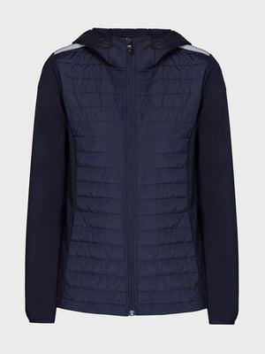 Куртка синя | 5398279