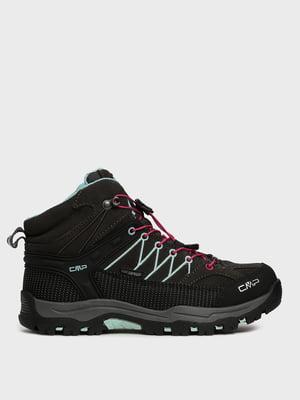 Ботинки черные | 5398760