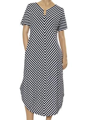 Сукня в смужку | 5431142