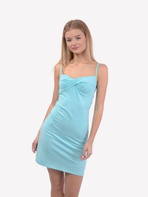 Сорочка нічна ментолового кольору | 5431202