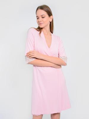 Халат рожевий | 5431232