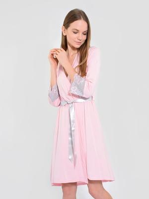 Халат рожевий | 5431302