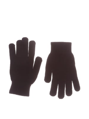 Рукавички чорні | 5431570