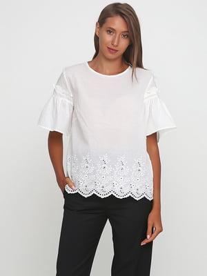 Блуза белая   5431586