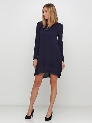 Сукня темно-синя | 5431587