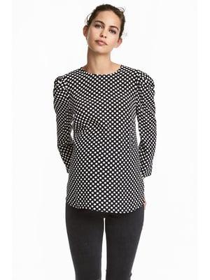Блуза в горошек | 5432060