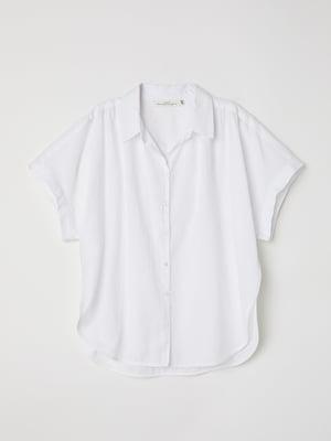 Блуза белая   5432147
