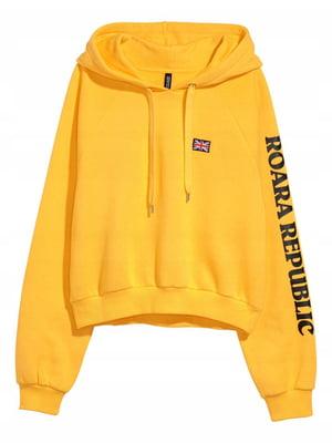 Худі жовта | 5432168